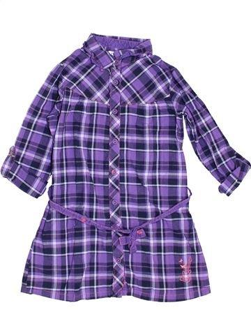 Vestido niña LA COMPAGNIE DES PETITS violeta 5 años invierno #1459091_1