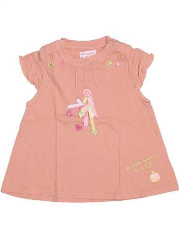 Camiseta de manga corta niña LA COMPAGNIE DES PETITS rosa 3 años verano #1459108_1