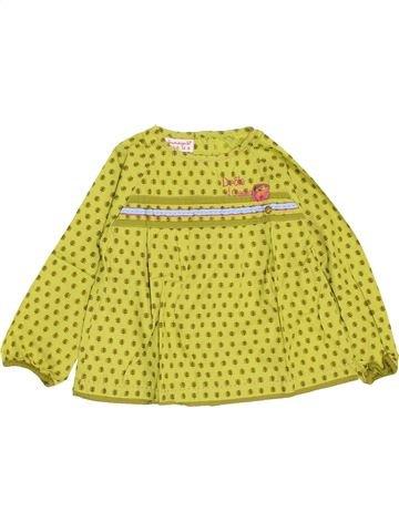 Blusa de manga larga niña LA COMPAGNIE DES PETITS verde 3 años invierno #1459124_1