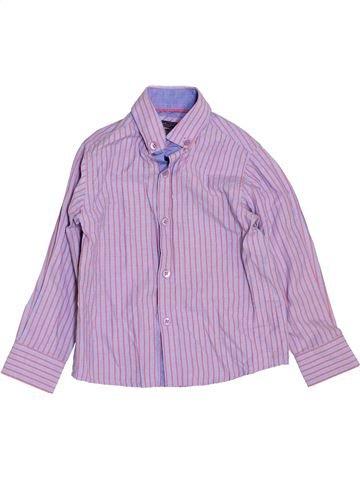 Chemise manches longues garçon NEXT violet 3 ans hiver #1459226_1