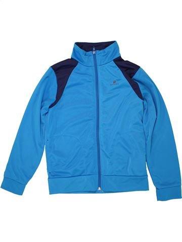 Ropa deportiva niño DOMYOS azul 10 años invierno #1459428_1