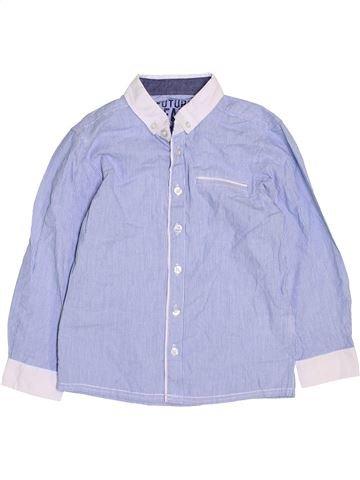 Camisa de manga larga niño MATALAN azul 5 años invierno #1459537_1