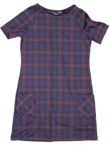 Vestido niña NEW LOOK violeta 11 años invierno #1459549_1