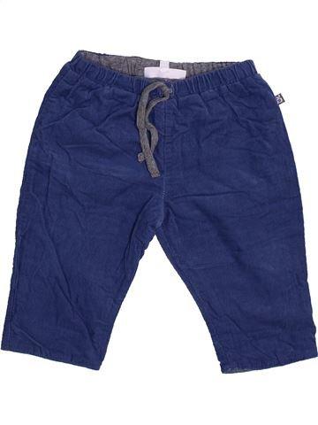 Pantalón niño CADET ROUSSELLE azul 6 meses invierno #1459599_1
