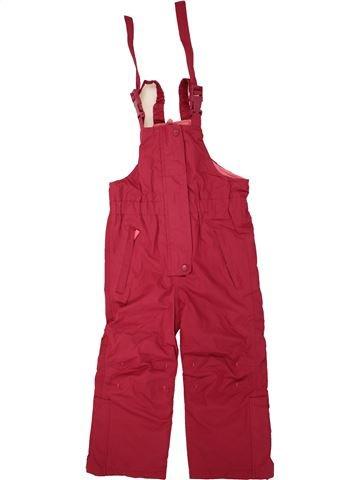 Esquí niña IMPIDIMPI rojo 4 años invierno #1459651_1