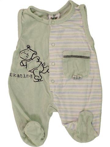Pijama de 1 pieza niño BABYLON beige 0 meses invierno #1459703_1