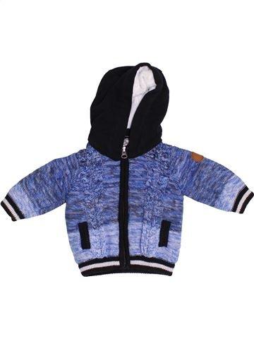 Veste garçon TIMBERLAND bleu 6 mois hiver #1459776_1