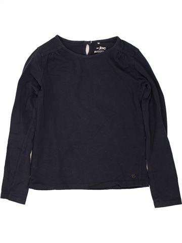 Camiseta de manga larga niña JBC azul oscuro 7 años invierno #1459777_1