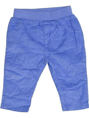 Pantalón niño PEP&CO azul 6 meses invierno #1459852_1