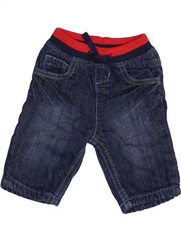 Tejano-Vaquero niño BLUEZOO azul 3 meses invierno #1460077_1