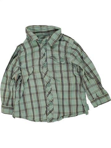 Chemise manches longues garçon MEXX gris 18 mois hiver #1460792_1