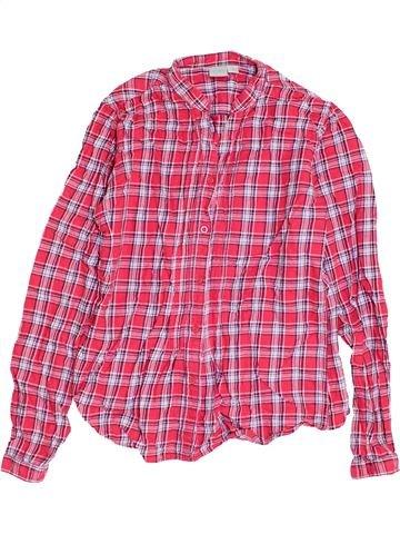Blusa de manga larga niña ALIVE rosa 12 años invierno #1461919_1