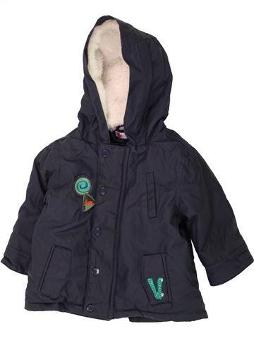 Abrigo niño DPAM negro 12 meses invierno #1461951_1