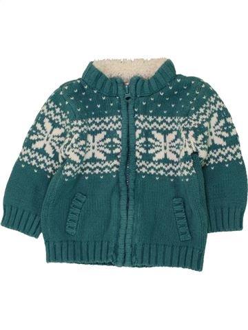 Gilet garçon KIABI vert 6 mois hiver #1462053_1