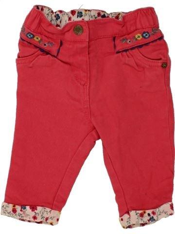 Tejano-Vaquero niña SERGENT MAJOR rojo 3 meses invierno #1462091_1
