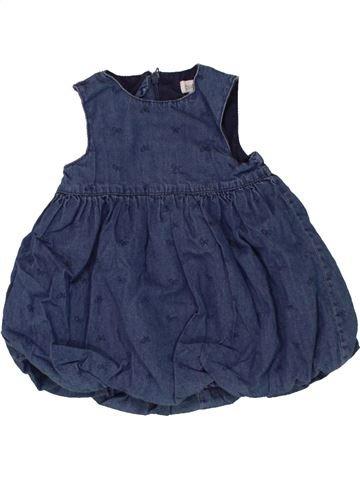 Vestido niña BRIOCHE azul 3 meses invierno #1462094_1