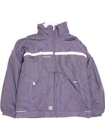 Abrigo niño QUECHUA violeta 12 años invierno #1462399_1