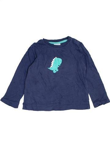 Camiseta de manga larga niño IMPIDIMPI azul 3 años invierno #1463075_1