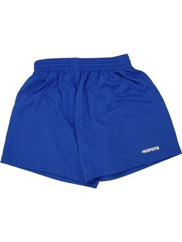 Short de sport garçon KIPSTA bleu 6 ans été #1463949_1
