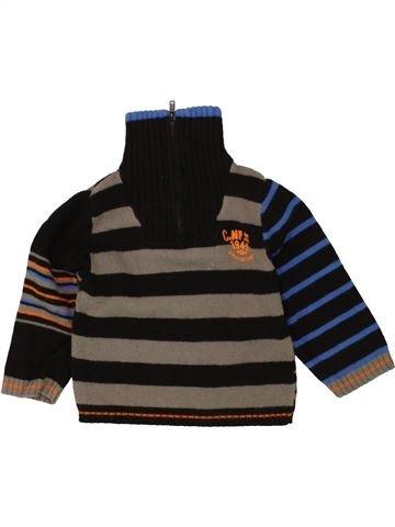 jersey niño CONFETTI negro 6 meses invierno #1464113_1