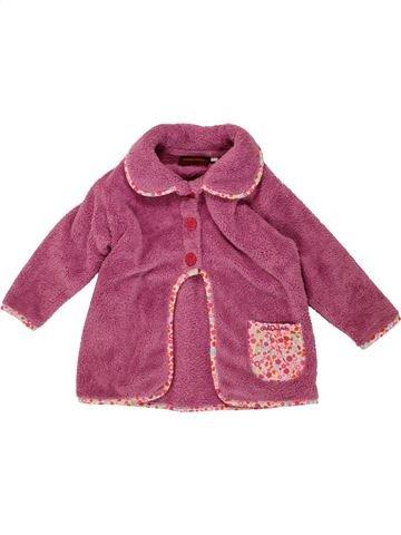 Robe de chambre fille CATIMINI rose 3 ans hiver #1464568_1