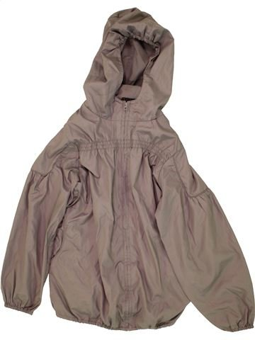 Parka - Trench fille KID'S GRAFFITI marron 10 ans été #1464657_1