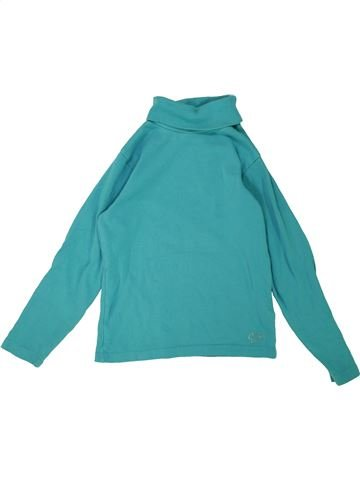T-shirt col roulé garçon ORCHESTRA bleu 8 ans hiver #1464687_1