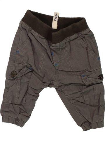 Pantalón niño HEMA gris 1 mes invierno #1464907_1