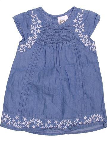 Robe fille BABY bleu 9 mois été #1465650_1