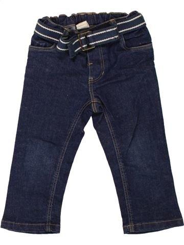 Jean garçon H&M bleu 12 mois hiver #1465671_1