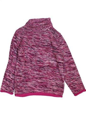 Pull fille TOPOLINO violet 6 ans hiver #1465695_1