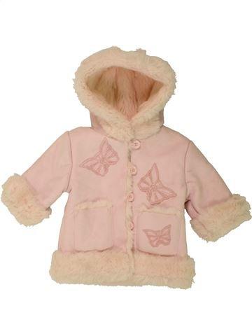 Abrigo niña MONSOON beige 3 meses invierno #1465900_1