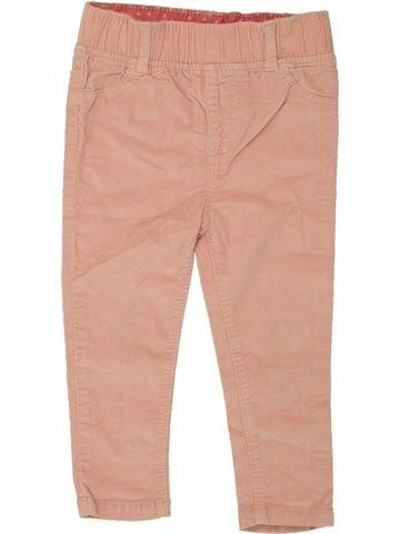 Pantalón niña YOUNG DIMENSION rosa 2 años invierno #1465953_1