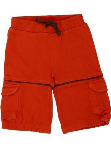 Pantalón niño HEMA rojo 3 meses invierno #1466113_1