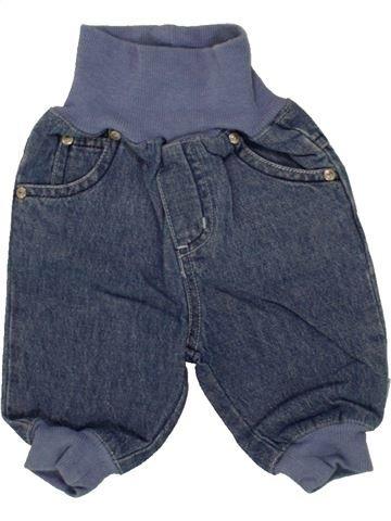 Pantalon garçon PREMAMAN bleu 1 mois hiver #1466321_1