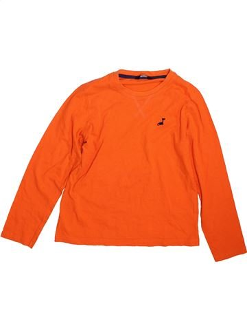 Camiseta de manga larga niño GEORGE naranja 10 años invierno #1467549_1