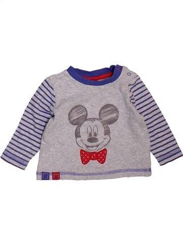 Camiseta de manga larga niño BHS violeta 6 meses invierno #1467644_1
