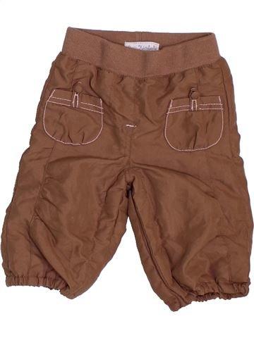 Pantalón niña KIMBALOO marrón 1 mes invierno #1467959_1