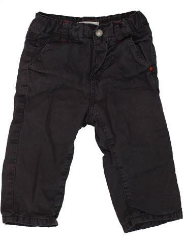 Pantalon garçon OBAIBI bleu foncé 6 mois hiver #1469615_1