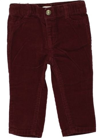 Pantalón niño KIMBALOO marrón 6 meses invierno #1469810_1