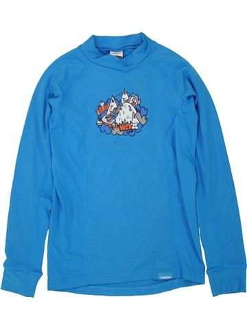 Sportswear garçon WED'ZE bleu 8 ans hiver #1469934_1