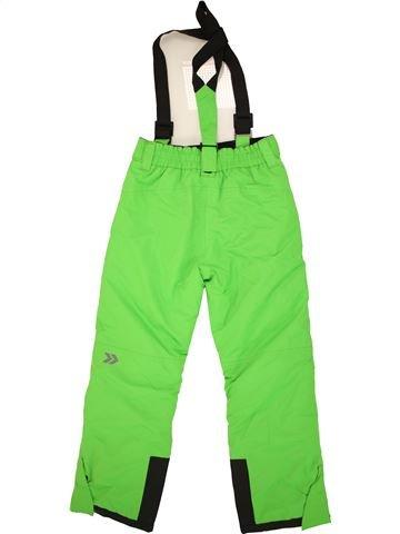 Ski garçon YIGGA vert 10 ans hiver #1471027_1