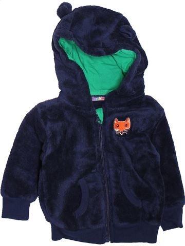 Chaleco niño LUPILU azul 6 meses invierno #1472725_1