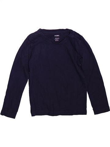 Camiseta de manga larga niño HEMA negro 3 años invierno #1472900_1