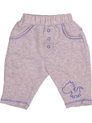 Pantalon garçon ERGEE gris 3 mois hiver #1472973_1