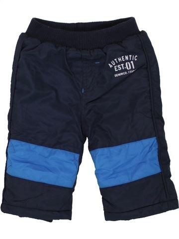 Ski garçon F&F bleu foncé 6 mois hiver #1472990_1