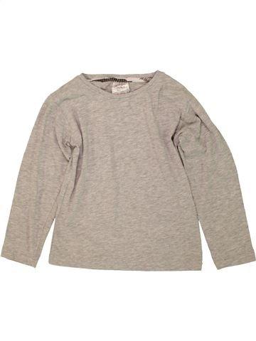 T-shirt manches longues garçon URBAN RASCALS gris 6 ans hiver #1474243_1