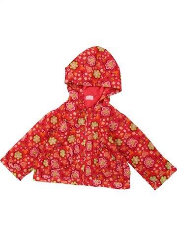 Anorak-Trinchera niña CHEROKEE rojo 18 meses verano #1474432_1