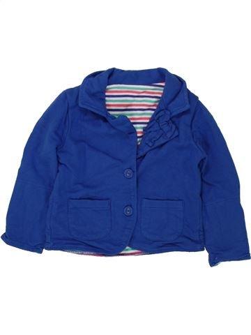 Chaqueta niña MATALAN azul 9 meses invierno #1475392_1