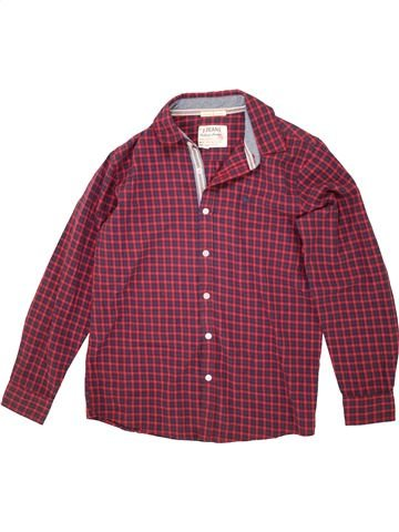 Camisa de manga larga niño JASPER CONRAN violeta 13 años invierno #1475414_1